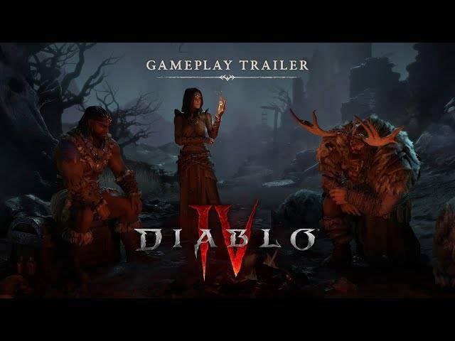 《暗黑破坏神4》将在暴雪嘉年华上公布新职业  篝火场景新版本来袭