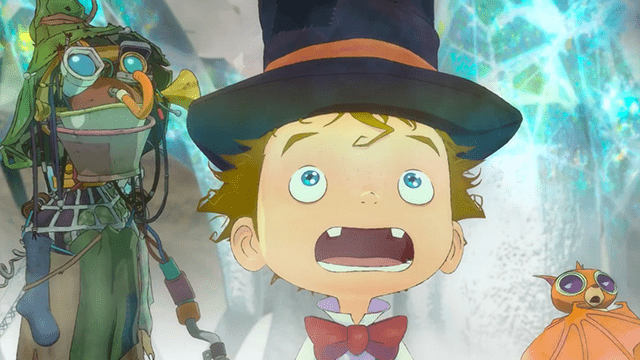 电影《烟囱城的普佩尔》插入曲「ドリーマー」先导PV公开  2020年12月25日上映
