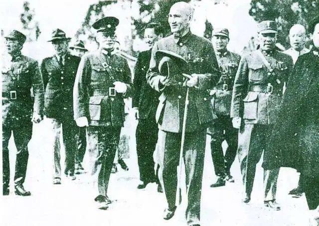 1945年日本战败,主政云南18年的龙云却因此事被蒋介石拉下马