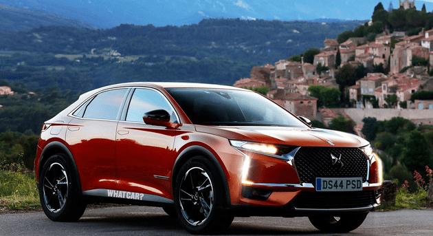 又一款全新欧洲跨界车曝光,超值,内饰豪华高科技!