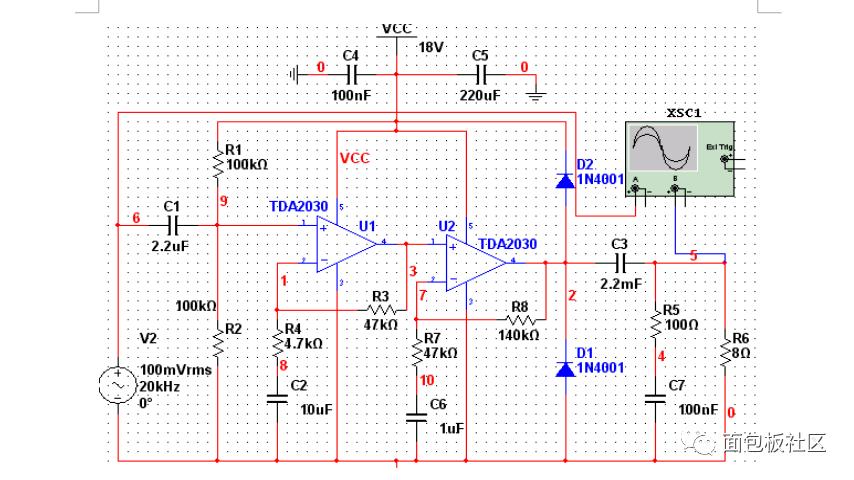 几个基础模块电路的详细讲解分析