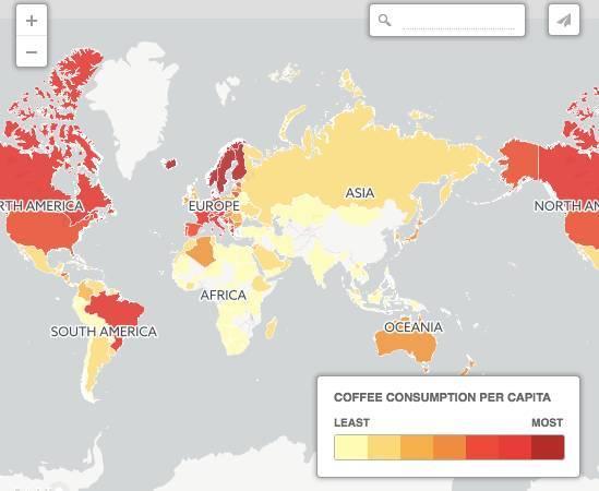 世界上最爱喝咖啡的国家,你怎么也没想到! 防坑必看 第9张