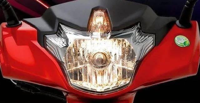 豪爵又一实力派,价格美丽,124cc单缸+6.2kw功率