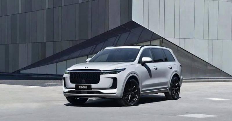 理想的一个-最符合当前汽车环境的新力量汽车制造产品
