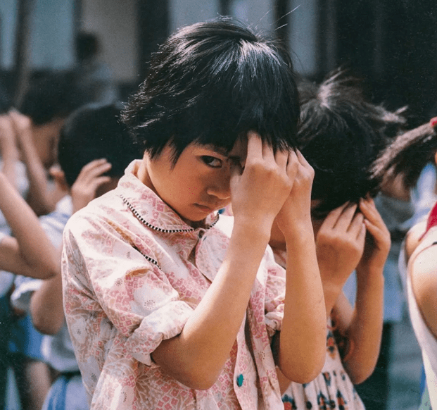 80年代中国小孩图鉴