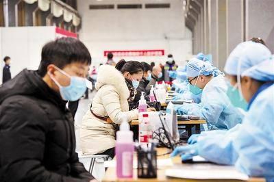 北京疫情最新情况:北京市有序开展新冠疫苗接种工作 网络快讯 第1张