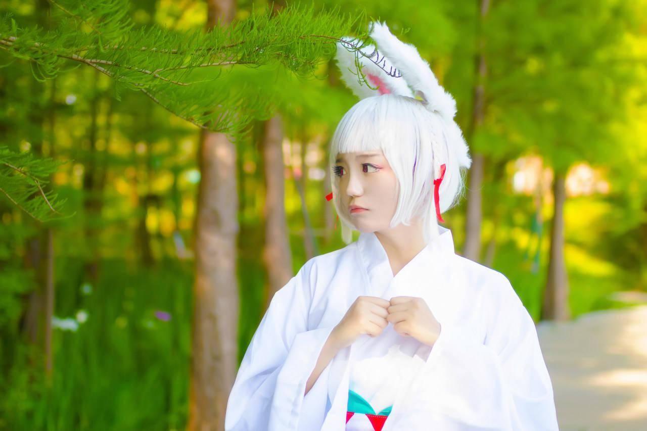 阴阳师山兔cosplay_cn