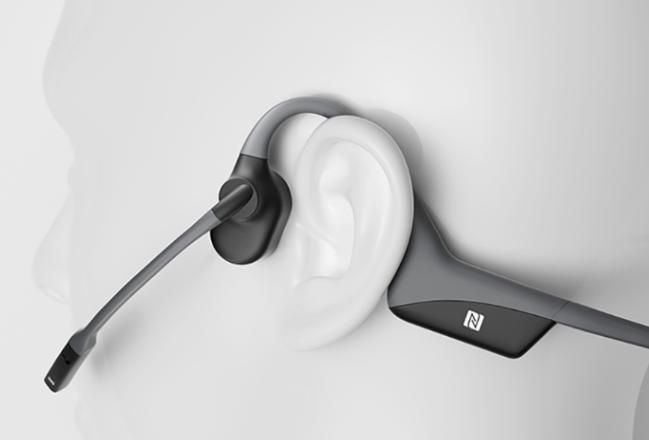"""颠覆传统设计,骨传导界的""""大疆""""解放你的耳朵!"""