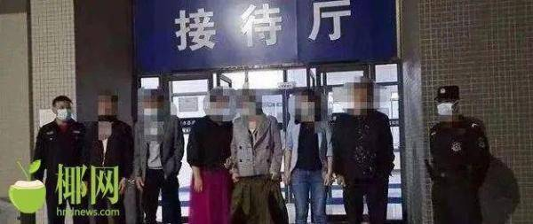 海南成功捣毁隐藏在烟酒行的赌博窝点 抓获涉赌人员6人