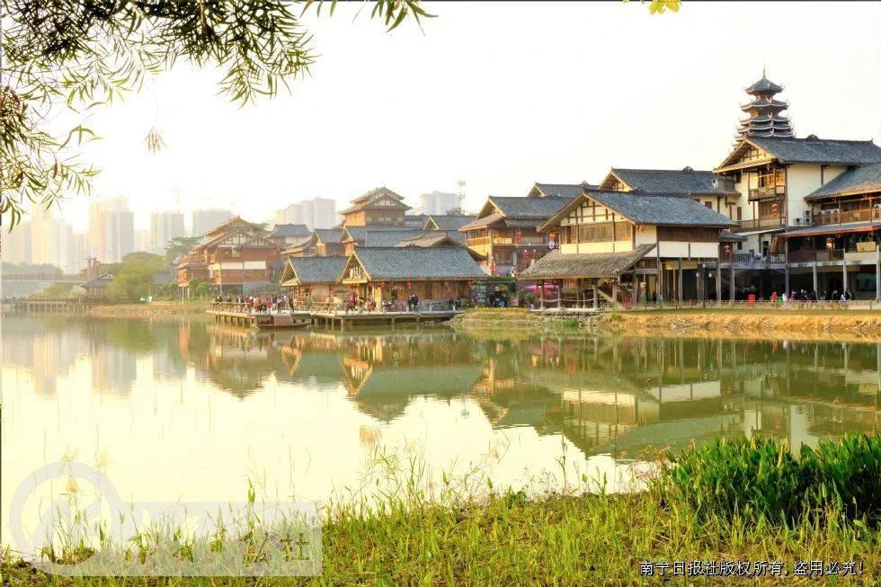 骄傲!南宁市入选2020年度中国高铁旅游名城