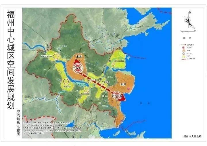 重磅文件发布!福州将争取行政区划调整!加快形成千万级人口城市!  第6张