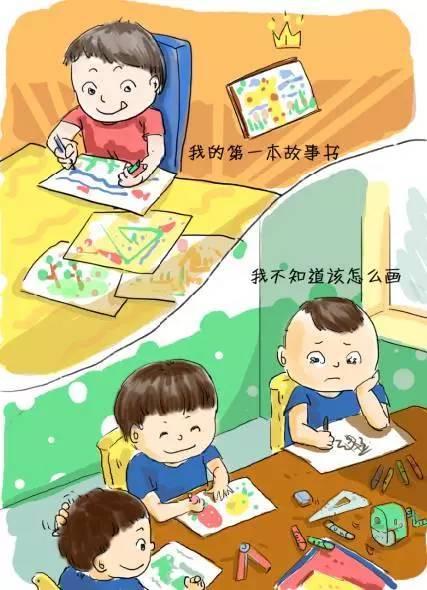 惯子还是育子?10幅漫画告诉你答案......