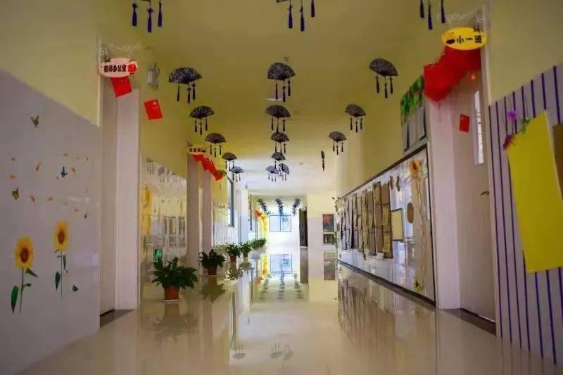 """良山镇中心幼儿园认定为""""新余市示范幼儿园"""""""