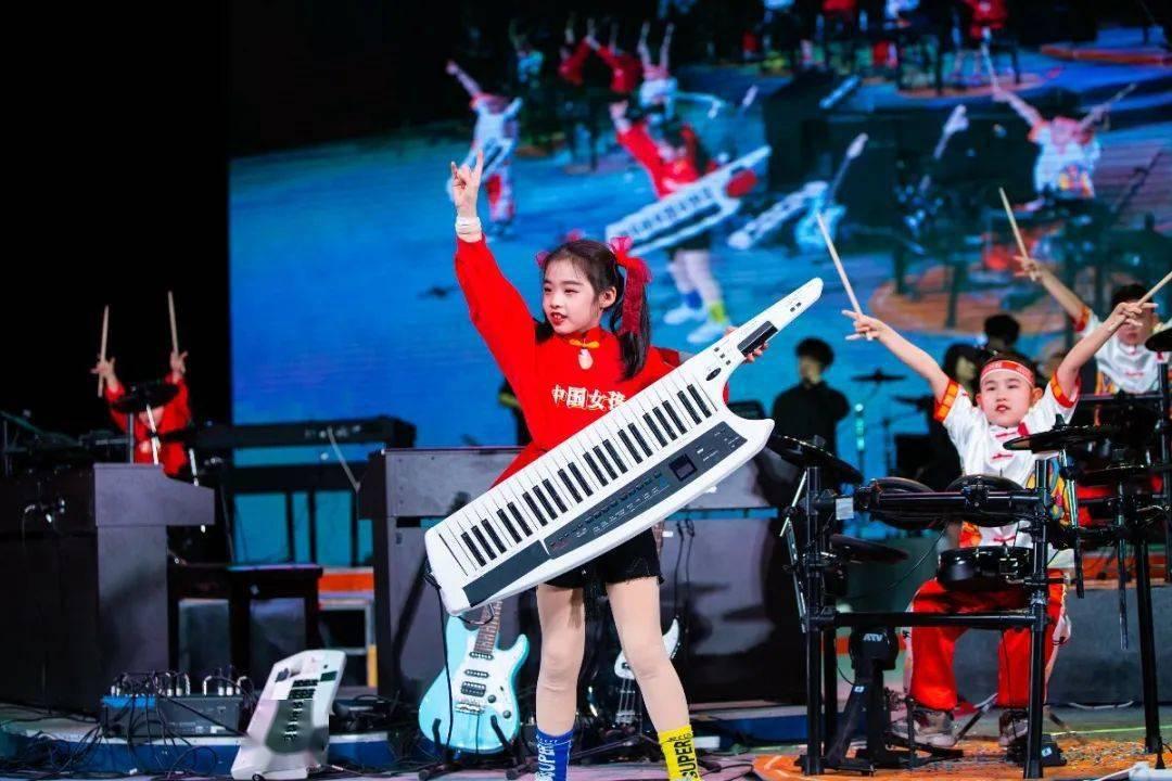 """学音乐是对孩子最好的""""富养"""""""
