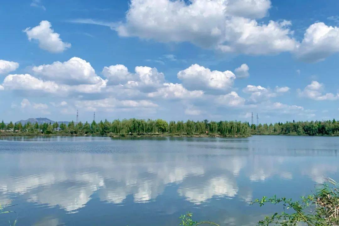 碧水蓝天,看海州生态环境靓丽成绩单!