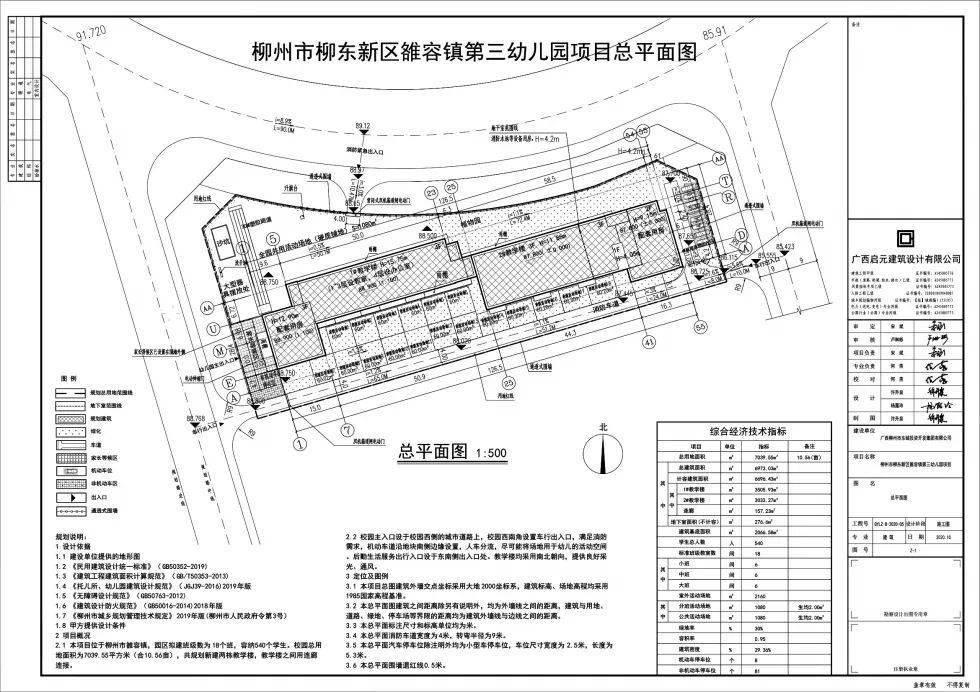 【关注】柳北这所中学又有新进展!建成后可容纳2000多名在校生