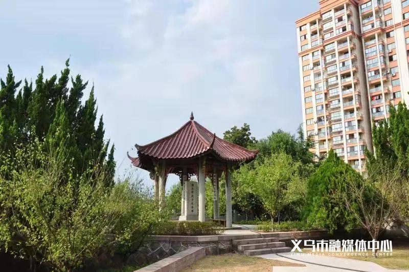省级园林城镇名单公布!义乌这两个镇榜上有名