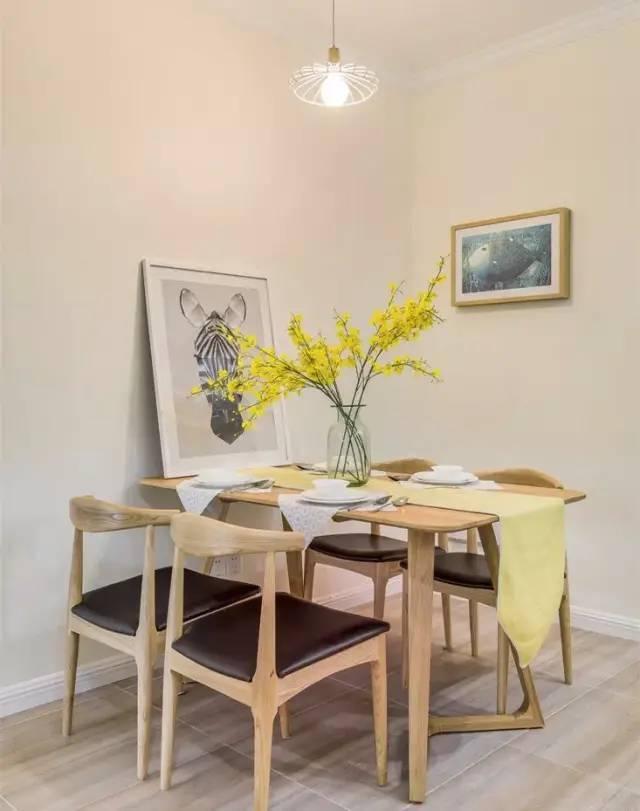 86㎡的两居室,这样简单式的装修,效果也很不错呢