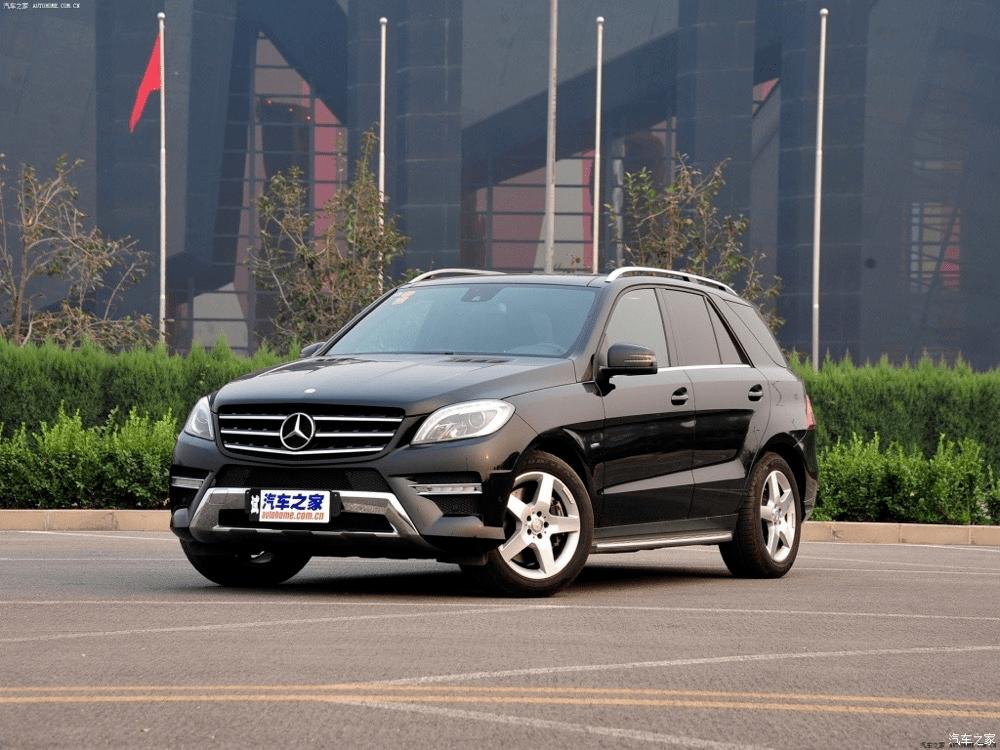 3.0T V6四驱,30万以内买进口奔驰SUV,快点!