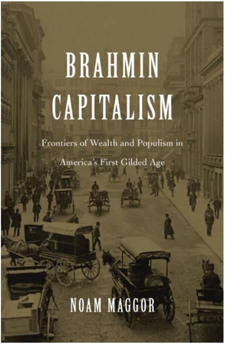 2020·年度阅读|关于美国资本主义史的11本书