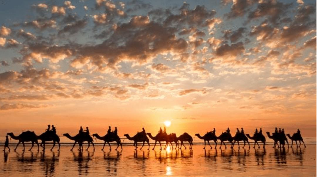 2021年澳洲人最想去的旅游目的地排名出炉,西澳旅游重镇排名全澳第一