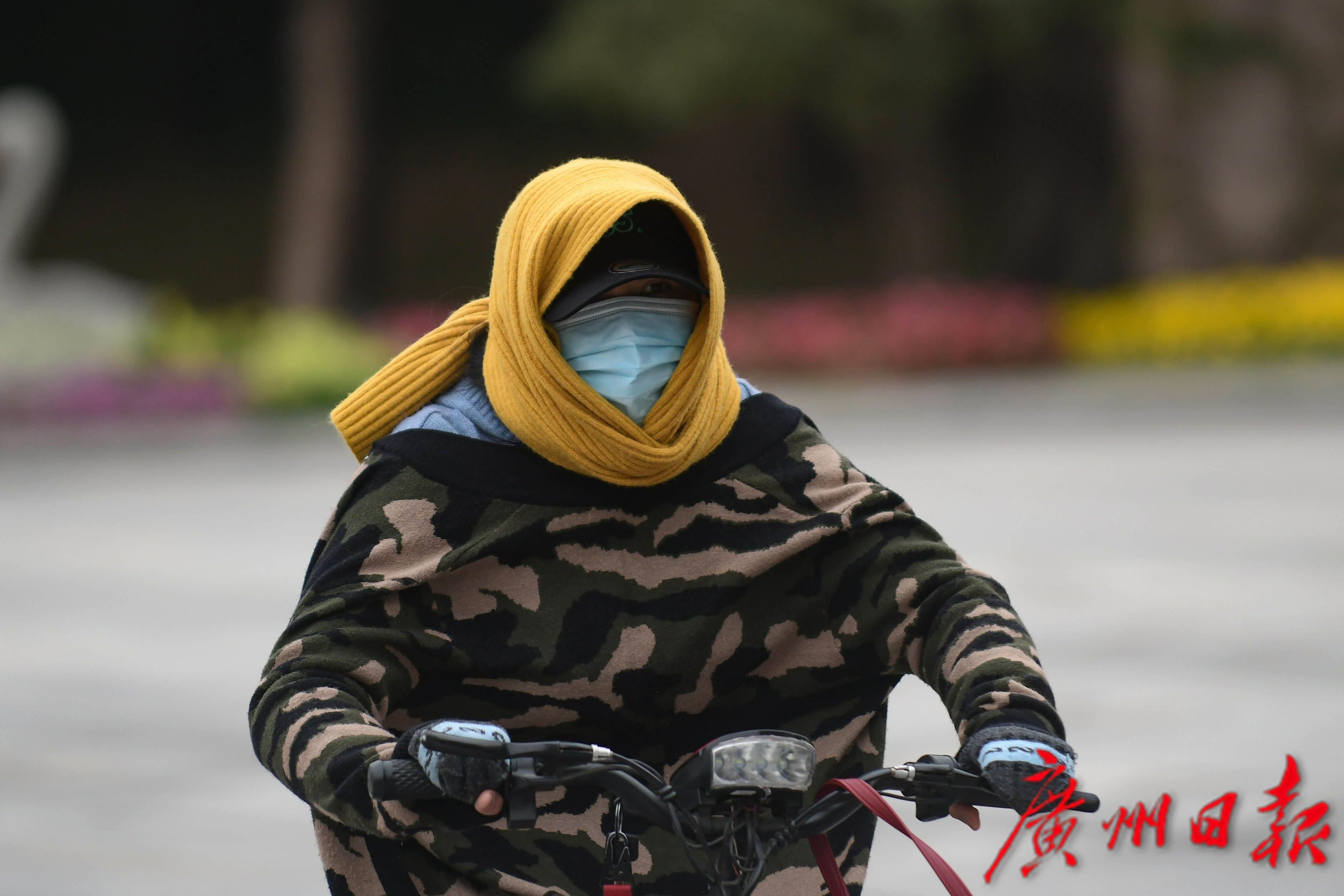 新冷空气将带来5℃低温,但暖阳重现不远了