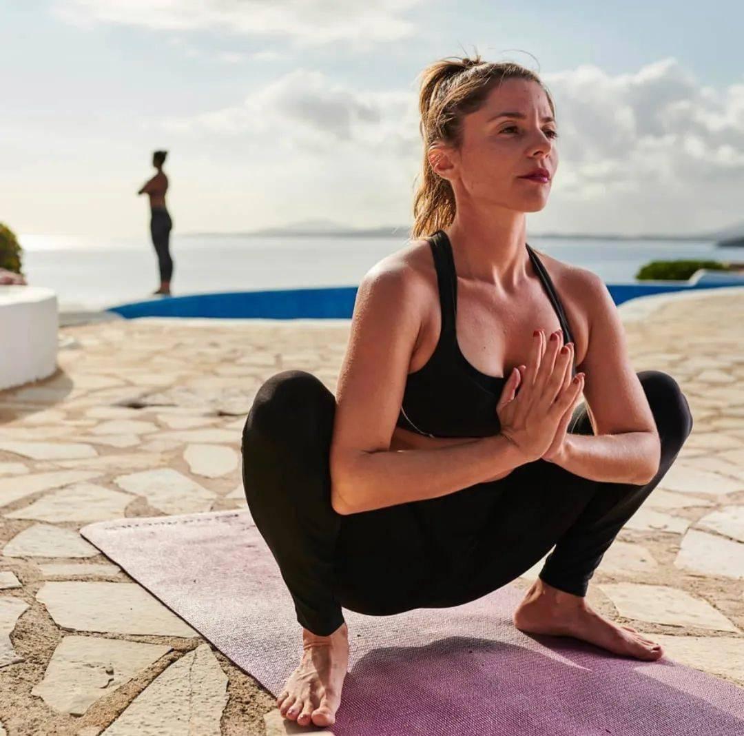 比瑜伽神猴式更酷炫的一个体式,你确定不尝试一下?