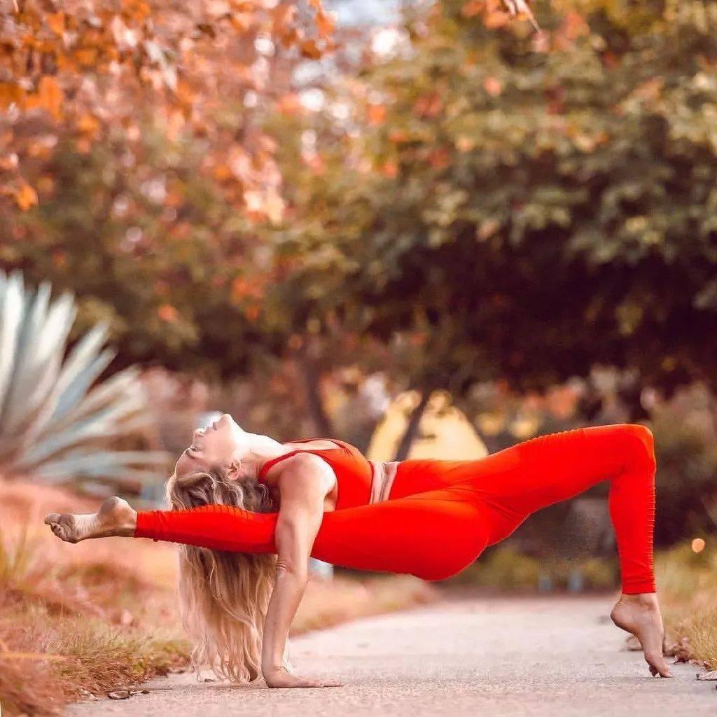 据说瑜伽到八级以上就不再需要男人了!你第几级?_男朋友