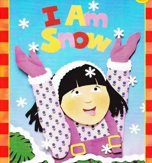绘本故事:《I Am Snow》我是雪  第1张
