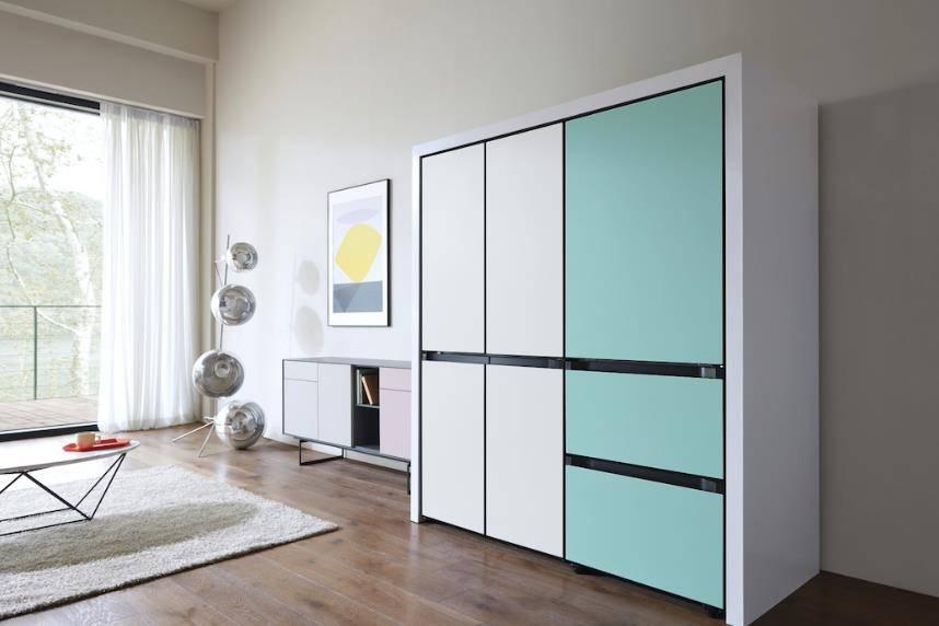 CES 2021:三星将推出Bespoke系列冰箱,提供完全模块化的设计