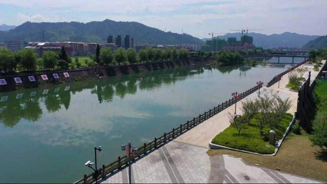 颜值在线!临安这两条河道美上了省级榜单!