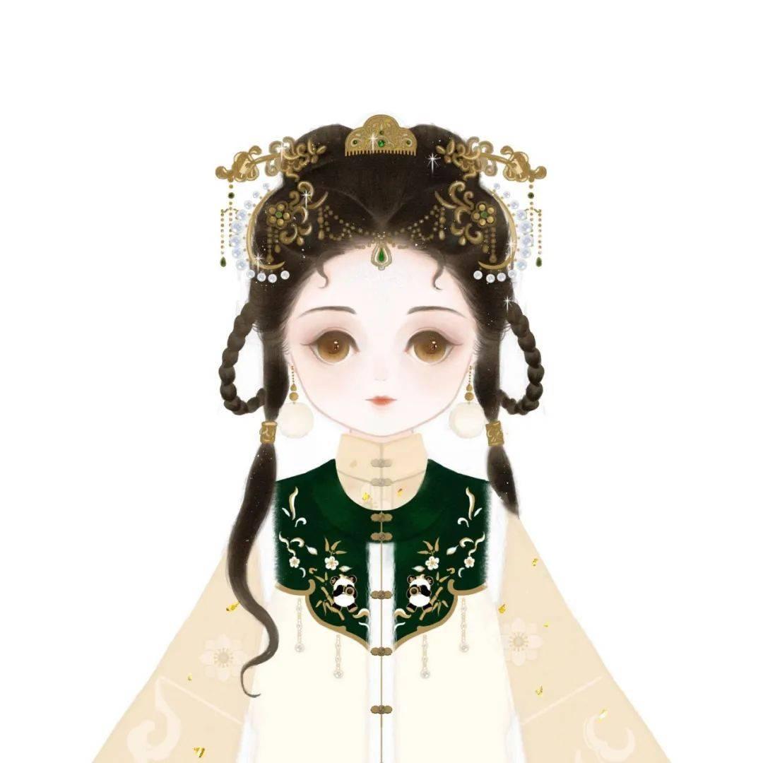 汉服【款式图&结构纸样】合集!(附汉服通用词汇百科)