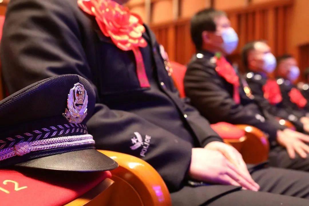 马鞍山市公安局2021年庆祝首个中国人民警察节主题文艺演出举行