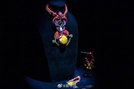 惊艳!800余件琥珀亮相云南省博物馆