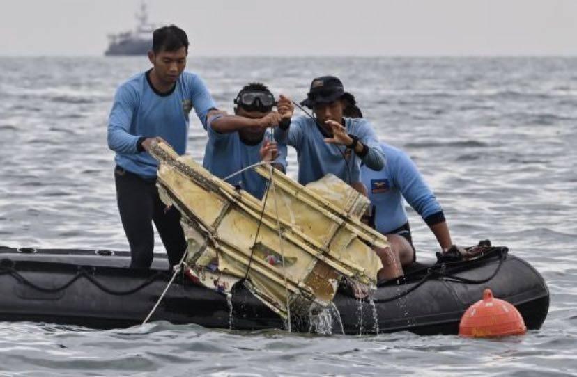 印尼失事客机上有乘客冒用他人身份登机?警方将着手调查