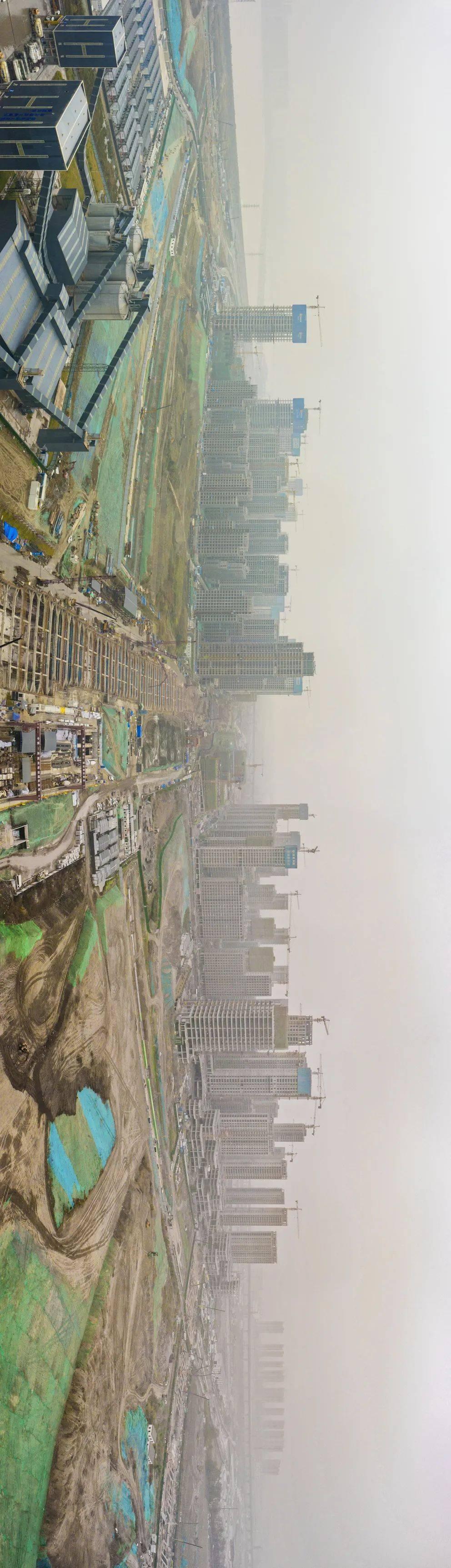 江河汇、亚运村、杭州西站......航拍镜头下,崛起中的杭州城市地标