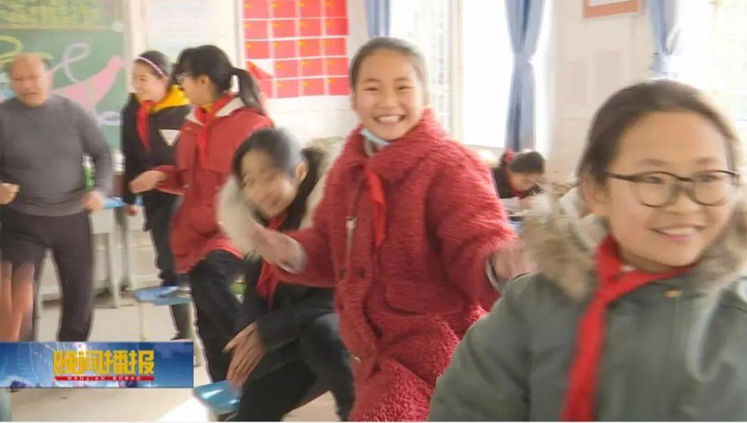 """吸粉千万!自带""""光芒""""的乡村小学课间舞"""
