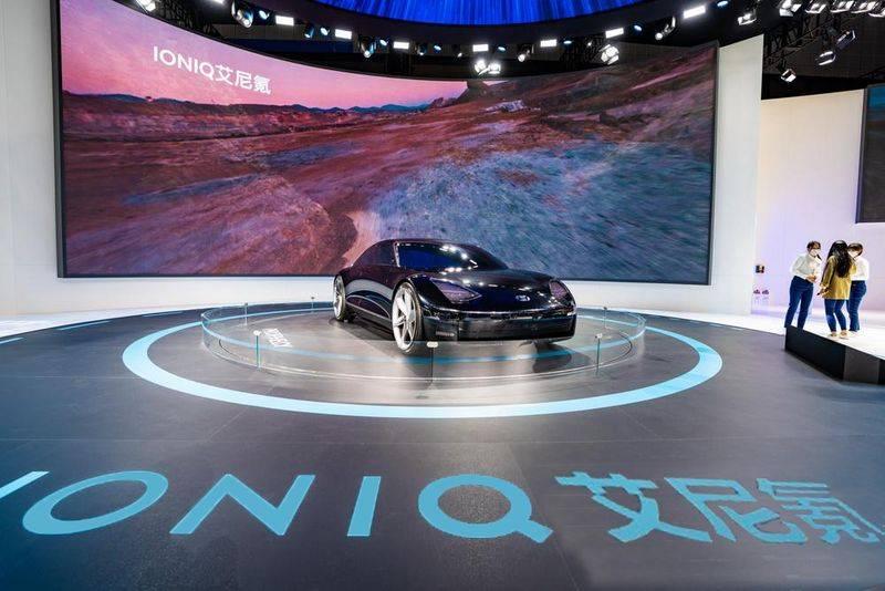 现代集团计划每年销售100多万辆汽车,以实现其2021年的目标