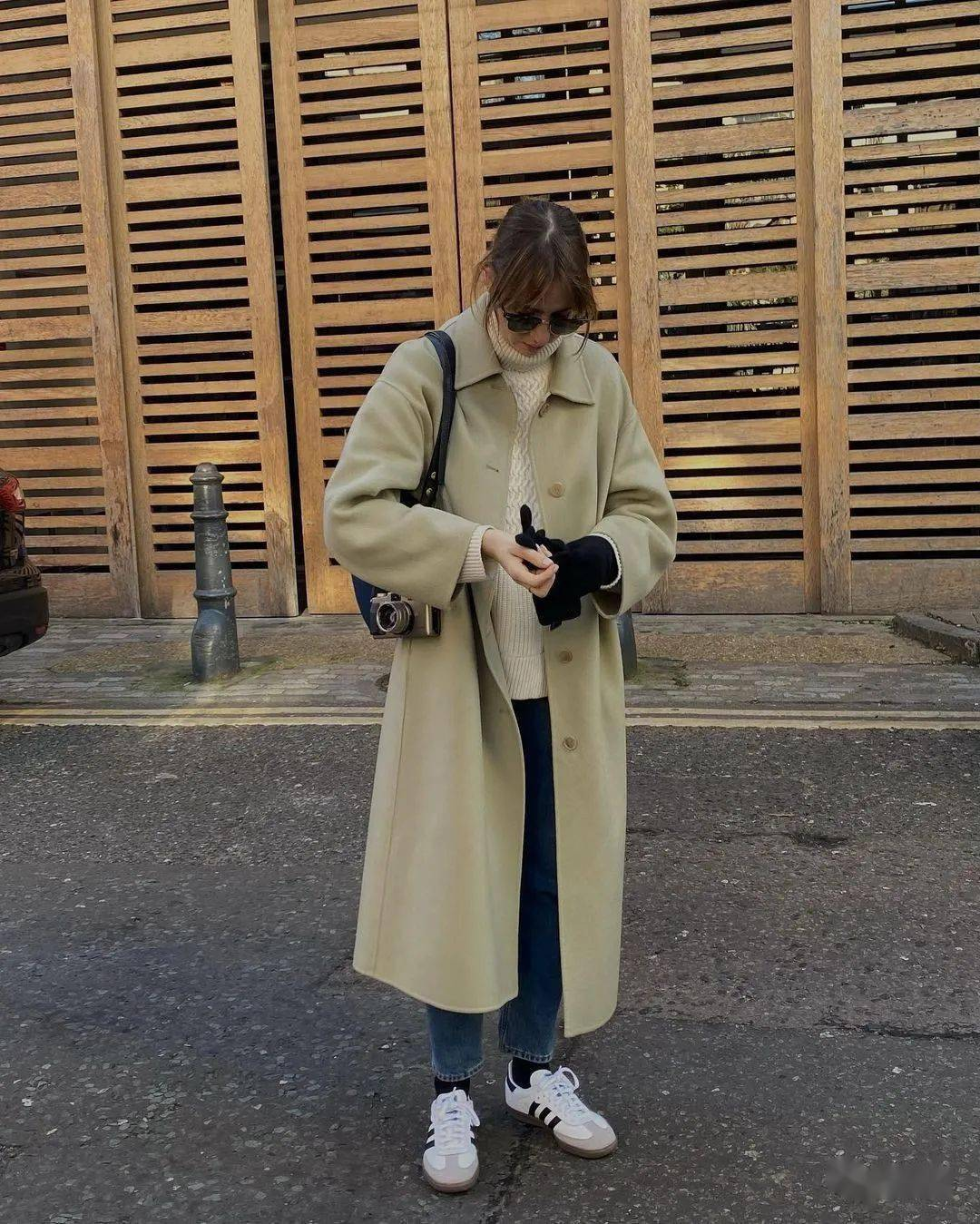 平底鞋才是冬日最不可或缺的鞋子