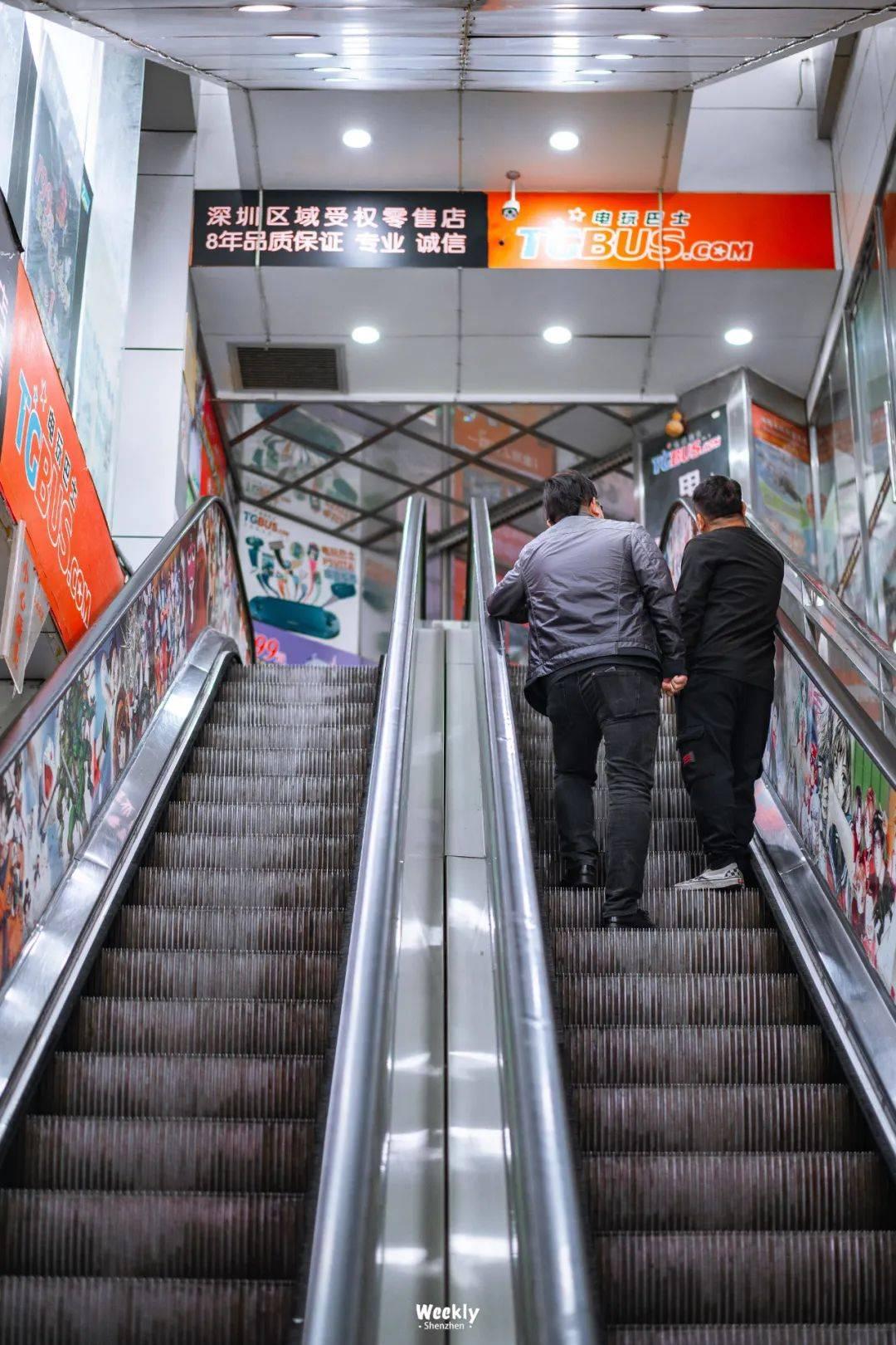 东门动漫城,深圳人的青春都在这里