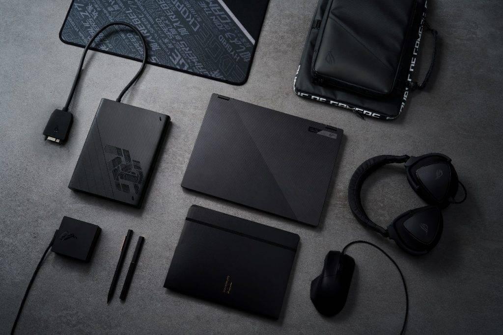ROG 笔记本全线更新,地表最强 13 英寸笔记本来了