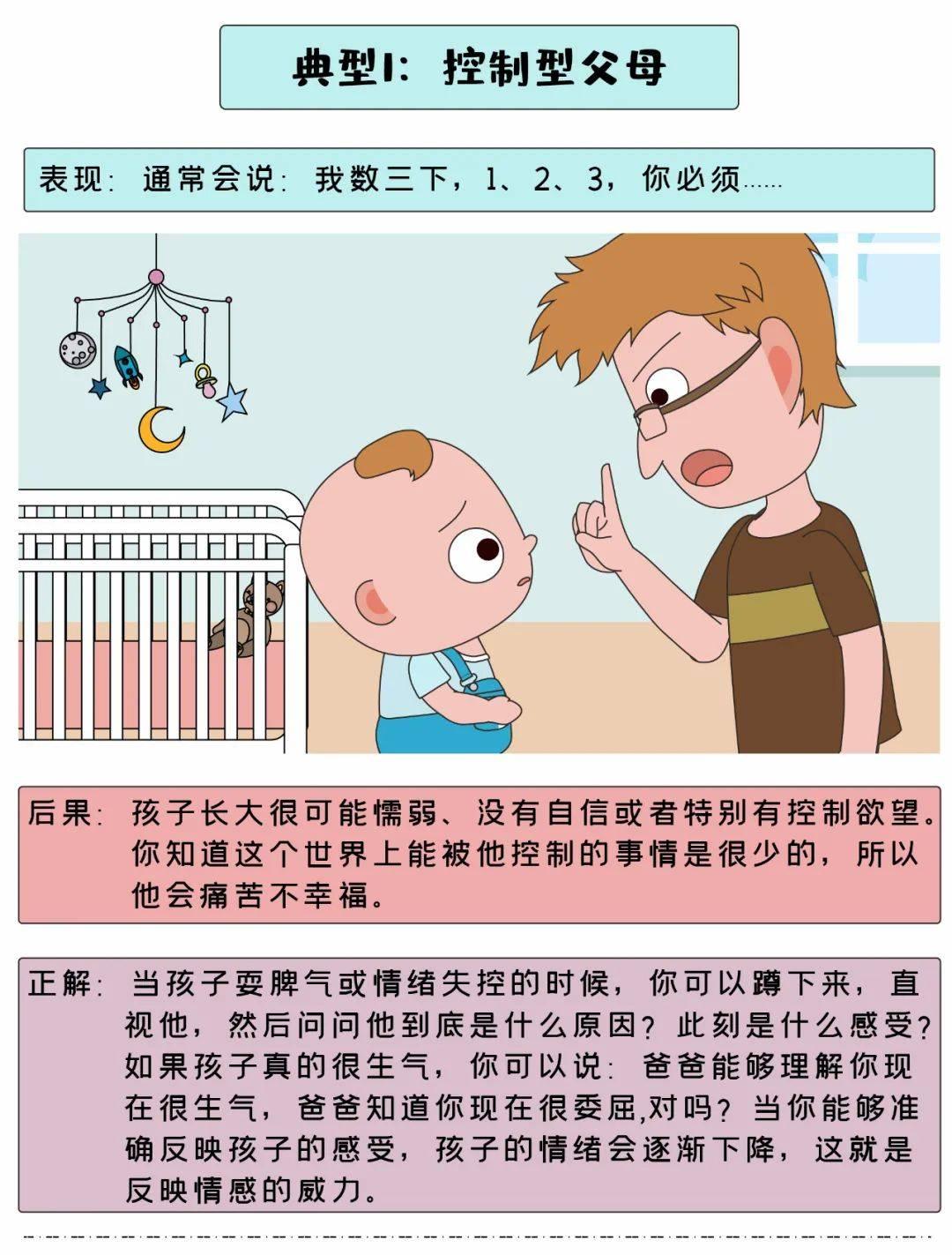 这6种育儿常见误区,您中招了吗?后果真的很可怕