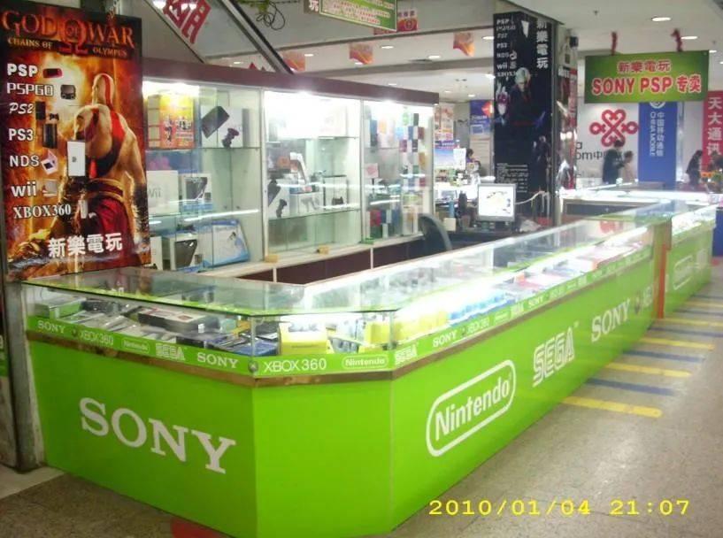 2010年是怎么买游戏机的?这个问题看得我血压都升高了。。。