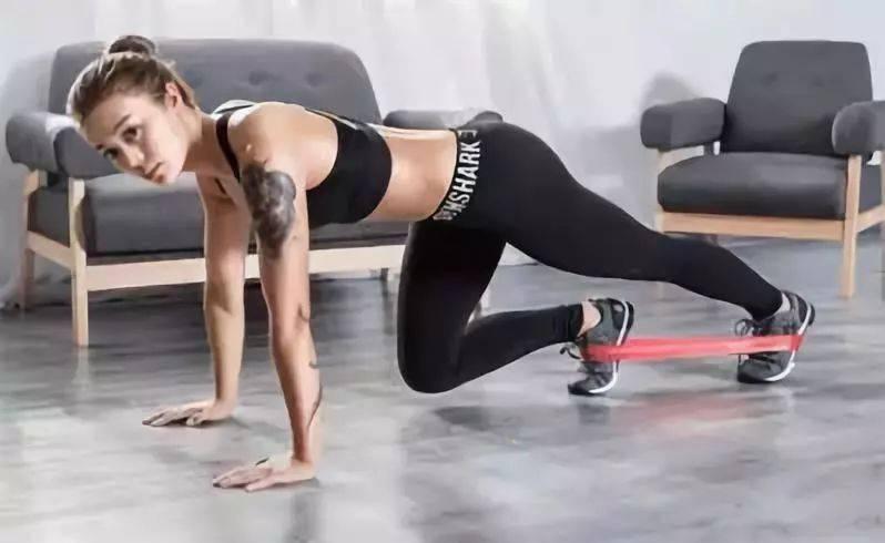 这6个动作坚持做,再粗壮的大腿也能瘦下来。