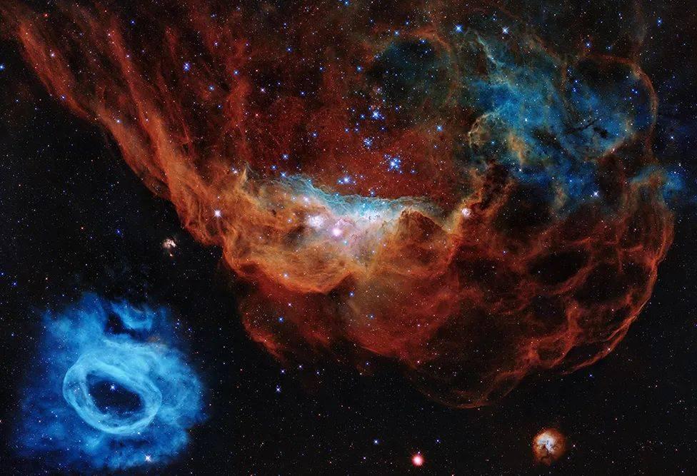 2020年最佳太空影像,一起领略太空绝妙之美!
