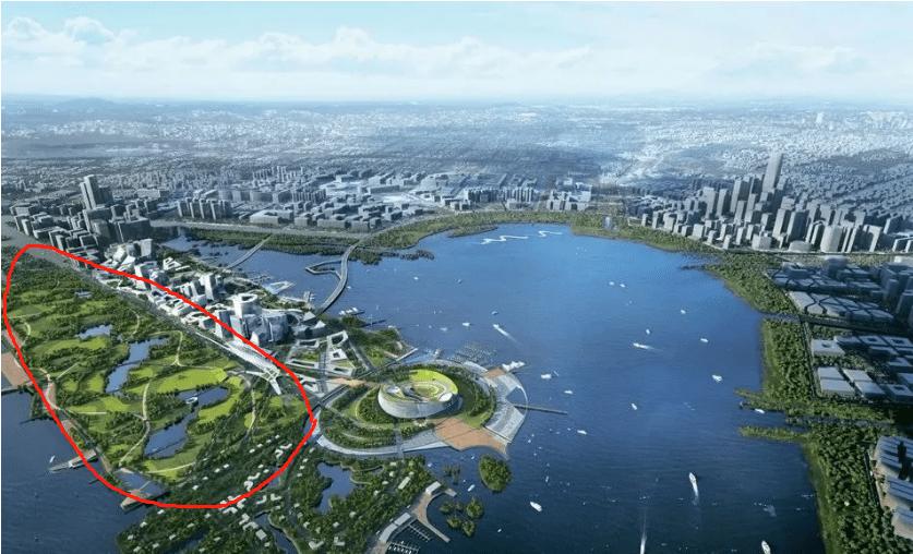 """腾讯""""企鹅岛""""方案大变化?大铲湾码头调走了,变湿地公园!"""