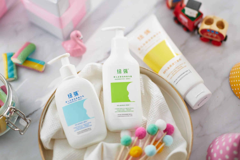 【凭借3个SKU居天猫高端婴童润肤类目Top 1,「纽强」将拓展婴童洗护全品类】