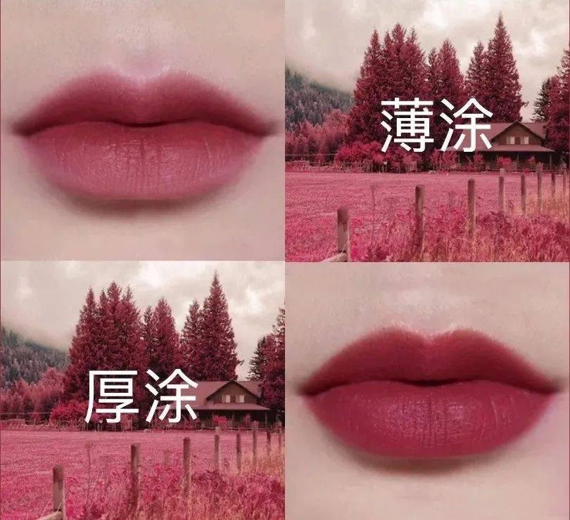 断货预警!!超适合秋冬的5支火烈鸟唇釉,涂上显白又好看