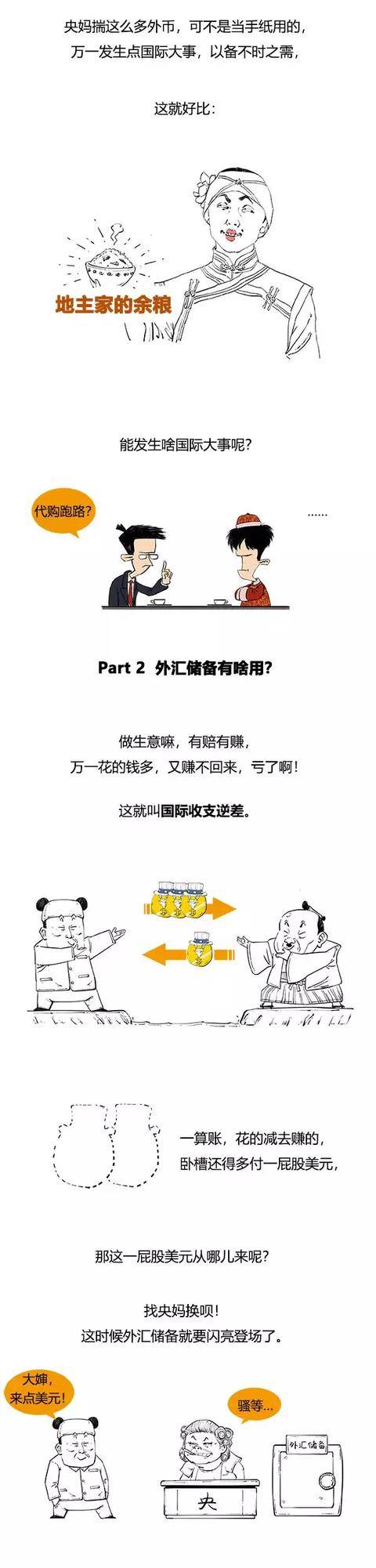 什么是外汇储备(外汇储备增加说明什么)插图(3)