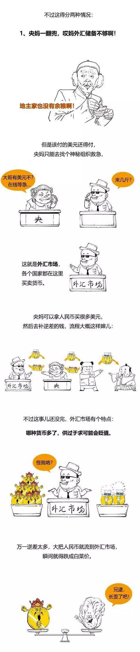 什么是外汇储备(外汇储备增加说明什么)插图(4)